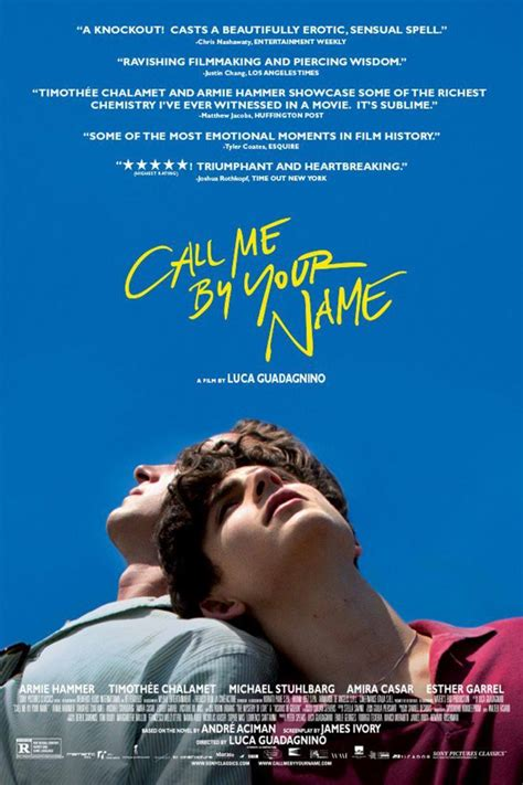 call me by your name call me by your name 2017 filmaffinity
