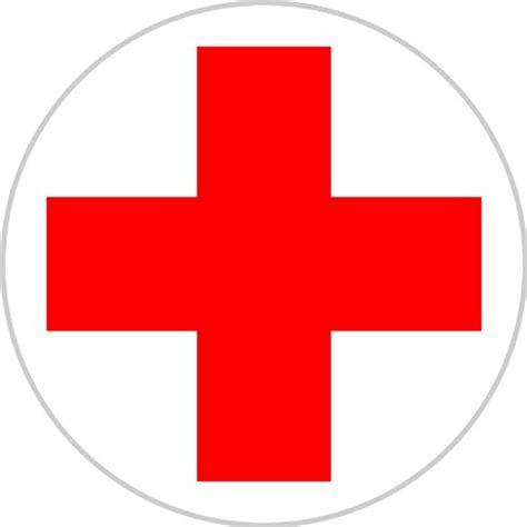 Aufkleber Rund 2 5 Cm by 1 49 Aufkleber Drk Rotes Kreuz Fr Erste Hilfe