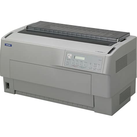 Printer Epson Dot Matrix A3 epson dfx 9000 a3 mono dot matrix printer c11c605011da