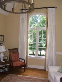 Curtains For Palladian Windows Decor Living Room Arched Window Living Room Richmond By Kevin Malone