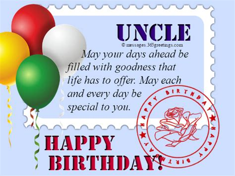 Birthday Cards For Uncles Birthday Wishes For Uncle 365greetings Com