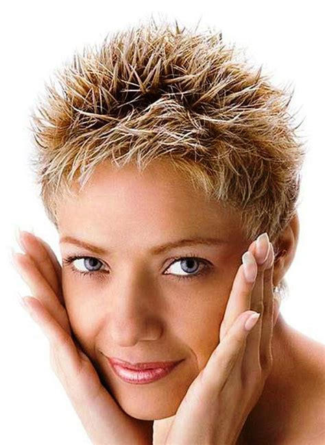 ladies hair styles very long back and short top and sides 20 spiky hairstyles for women elle hairstyles