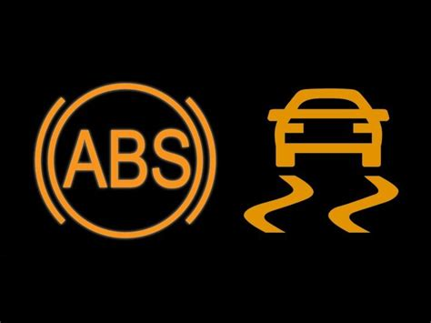 What Does The Abs Light On A Car by