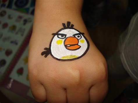 anger tattoo tipid angry birds