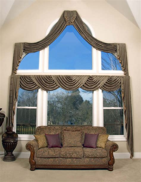 best window treatments curtains on arched windows curtain menzilperde net
