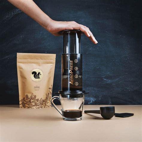 Coffee Tea Maker Aerobie Aeropress Coffee Maker With Totebag aerobie coffee and espresso maker from aeropress 187 gadget flow
