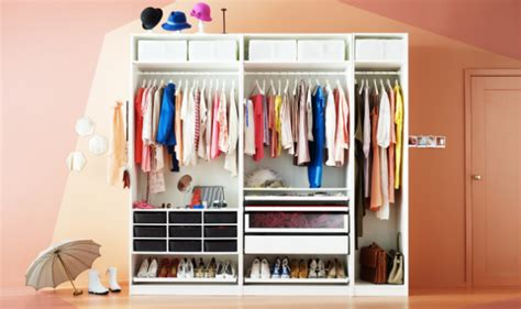 Wardrobe Space by Top 10 Tips On Organising And Maximising Your Wardrobe