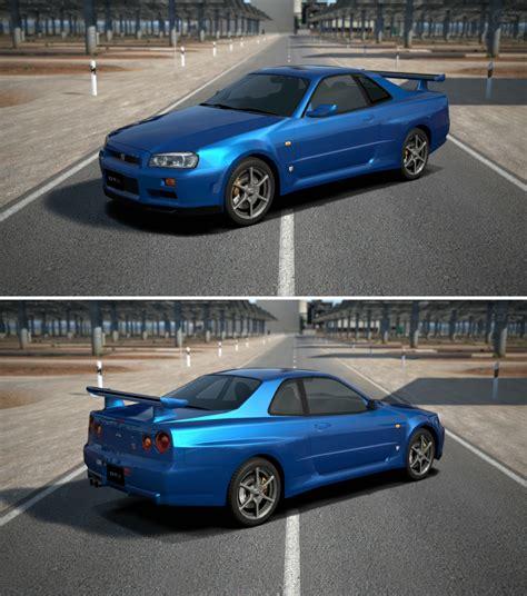 Skyline Garage Prices by Nissan Skyline Gt R R34 99 By Gt6 Garage On Deviantart
