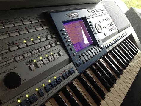 Lcd Keyboard Yamaha Psr 1500 yamaha psr 1500 image 707581 audiofanzine