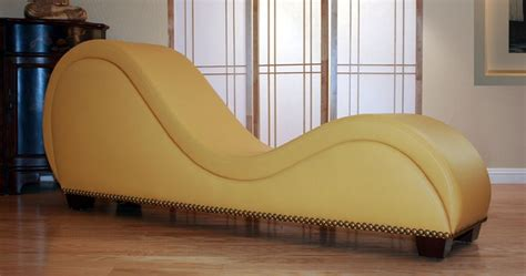 tantra bench zen by design tantra chair yellow 1 that looks very