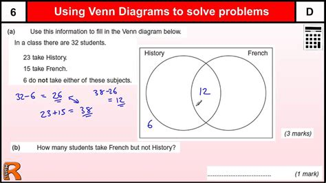 gcse diagram venn diagram revision questions image collections how to