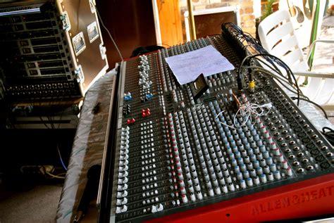 Mixer Allen Heath Zed 436 allen heath zed 436 image 285701 audiofanzine
