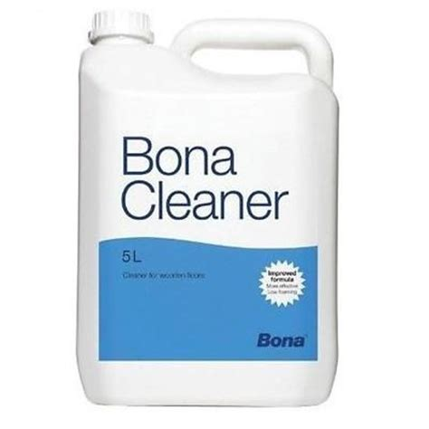 Bona Cleaner 5L ? Hardwood Floor Services