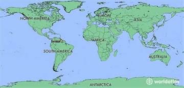 where is guyana where is guyana located in the world