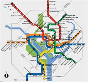 Metro Dc Map by Washington Dc Metro Map A Photo On Flickriver
