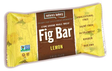 Fig Bar Lemon Sachet nature s bakery lemon fig bar featured in backpacker