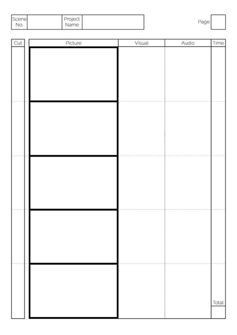 storyboard template 6 boxes storyboard boxes images search