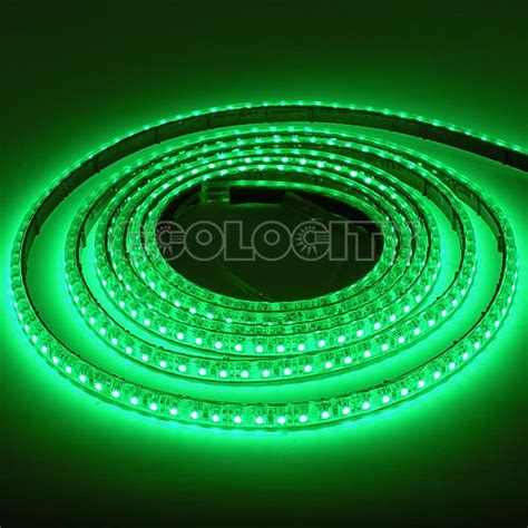 Ribbon Star Max Led Light Strip Waterproof Green 118 Quot 3 Max Led Light Strips