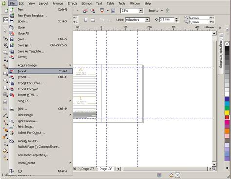 corel draw pdf layers corel draw dersleri paintcity