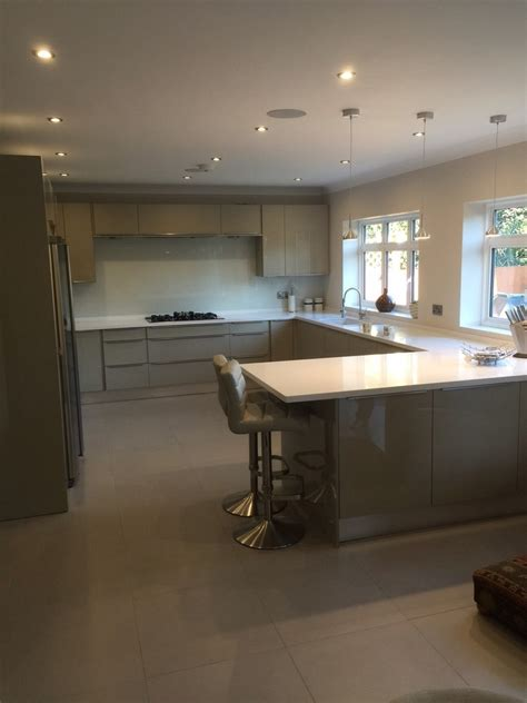 new fitted kitchen in the new extension kitchen diner layout ideas pinterest fitted rds building contractors ltd 100 feedback extension