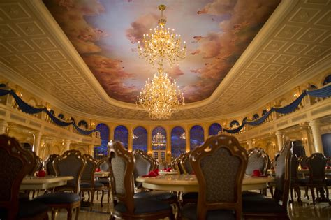 Be Our Guest Dining Rooms by Be Our Guest Restaurant To Test Breakfast Option