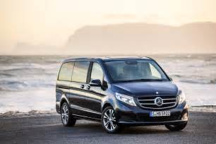 mercedes v class exclusive luxury in the segment cars also bikes