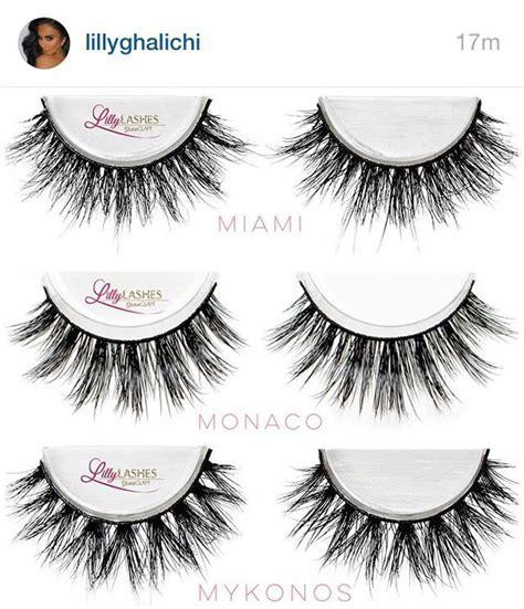 12 best Lilly Lashes images on Pinterest   False eyelashes