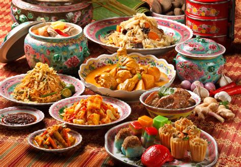 malaysia new year traditional food peranakan cuisine the most delicious food you never knew