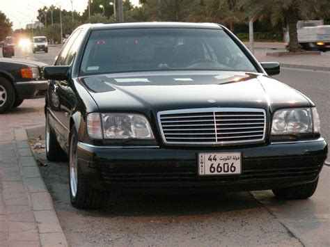 q8e500 1997 mercedes s class specs photos