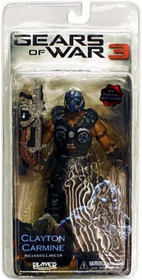 b carmine figure 1000 images about neca player select gears of war on