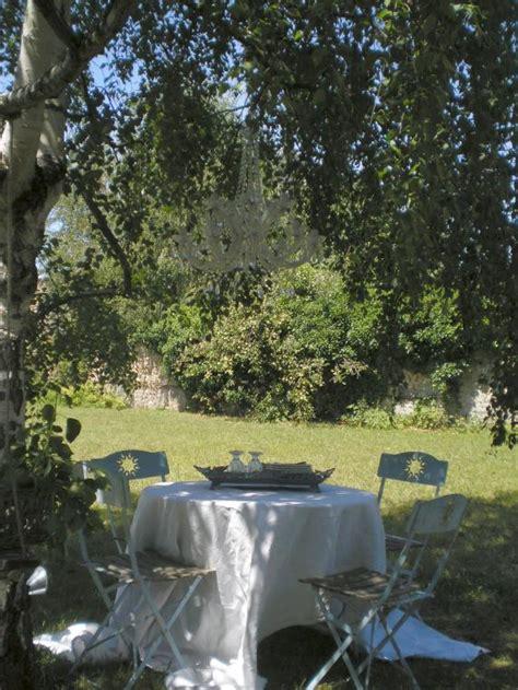 table de jardin romantique photo 2 13 table de jardin