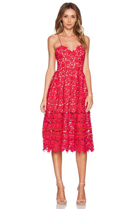 Sabrina Lace Midi Dress dresses bandage dress dress dress