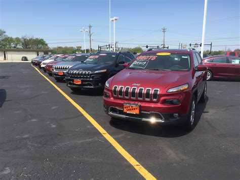 New Jeep Dealers Jeep Dealer Dayton Ohio Sherry Chrysler Dodge Jeep