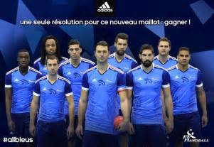 Calendrier Psg Handball 2014 Maillot Domicile Equipe De De Handball 2014 Adidas