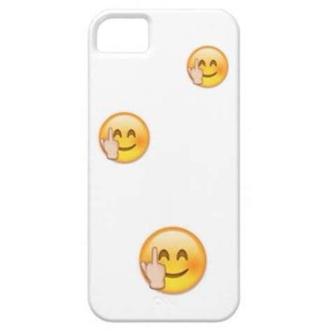 emoji finger middle finger emoji iphone case