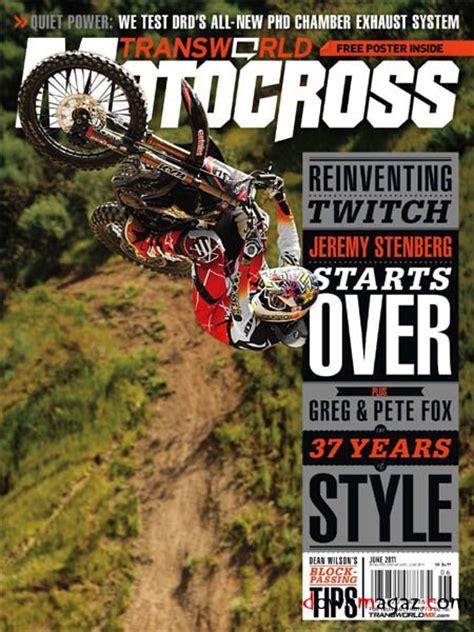 transworld motocross magazine transworld motocross june 2011 187 pdf magazines