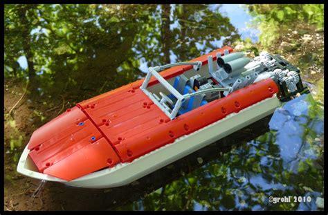 lego boat rc moc rc boat lego technic and model team eurobricks forums