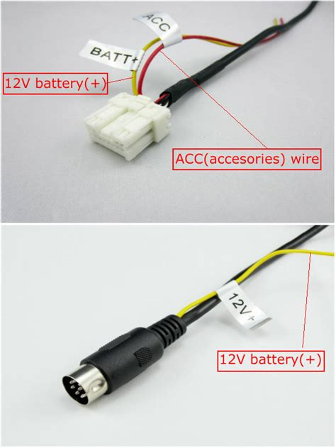 what is acc wire what is 12v battery permanent wire