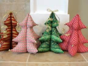 the pursuit of happiness festive stuffed christmas trees