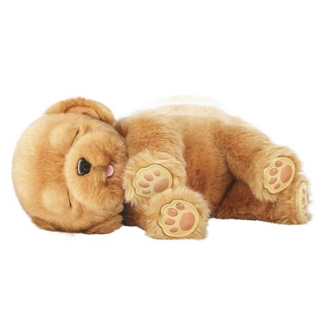 live pets puppy live pets sleepy puppy famosa juguetes
