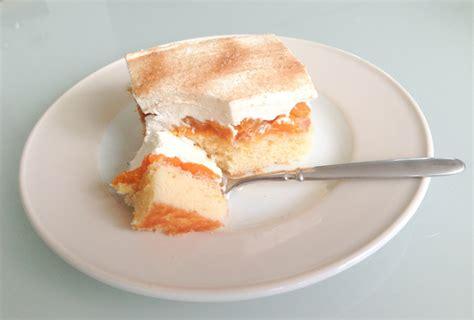 mandarinen schmand kuchen rezept mandarinen schmand kuchen