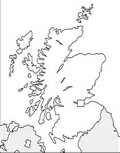 Scottish Outline by Abcteach Printable Worksheet Maps Scotland Blackline