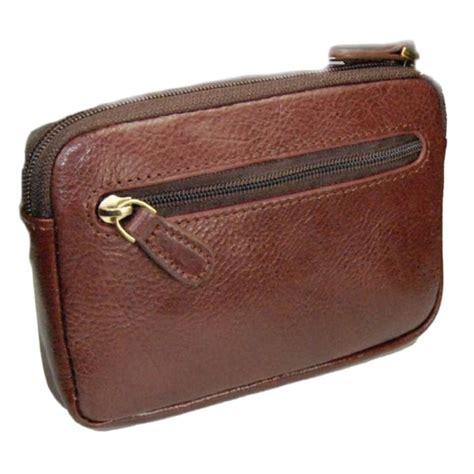 Pouch Castelle shop italian leather utility pouch free