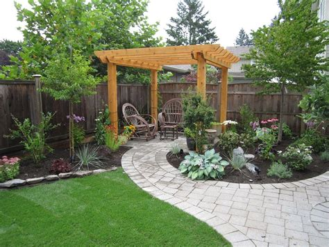 Small Backyard Makeover Backyard Makeover Backyard And Backyards Design Ideas