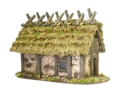 Planning To Build A House by Stronghold Terrain House Your Dark Age Peasants