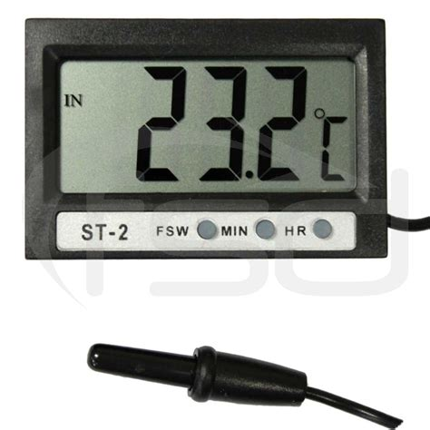 st2 digital thermometer room home and garden thermometers thermometer superstore