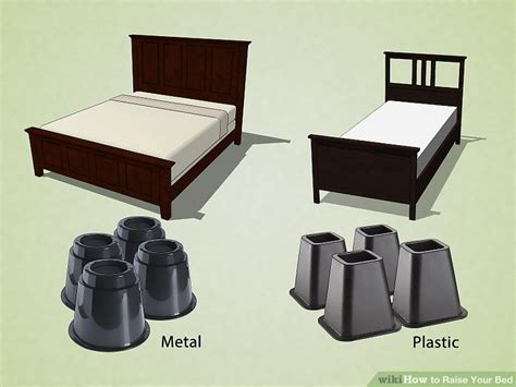 how to raise your bed frame how to raise your bed frame higher bed frame ideas