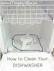 How To Keep Your Dishwasher Clean Craftionary