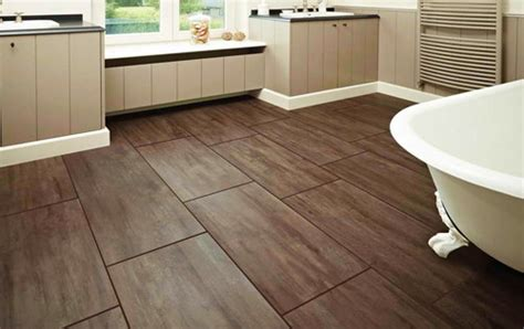 Cheap Bathroom Flooring » Home Design 2017