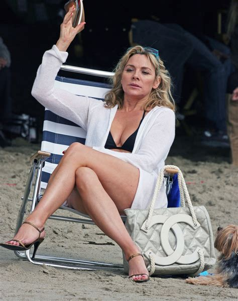 Cattralls Chanel Purse by This Photo Is From S Time Spent Filming One Of The